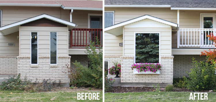 curb appeal makeover