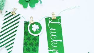 Lucky Charms Banner for St. Patrick's Day