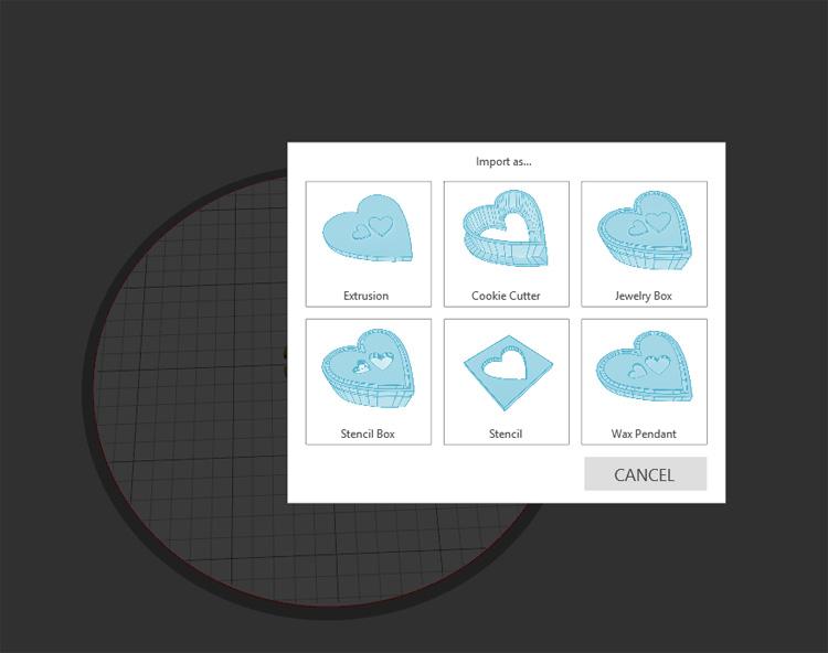 silhouette alta 3d software