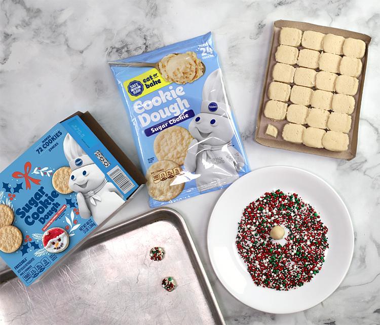 pillsbury cookie dough hacks