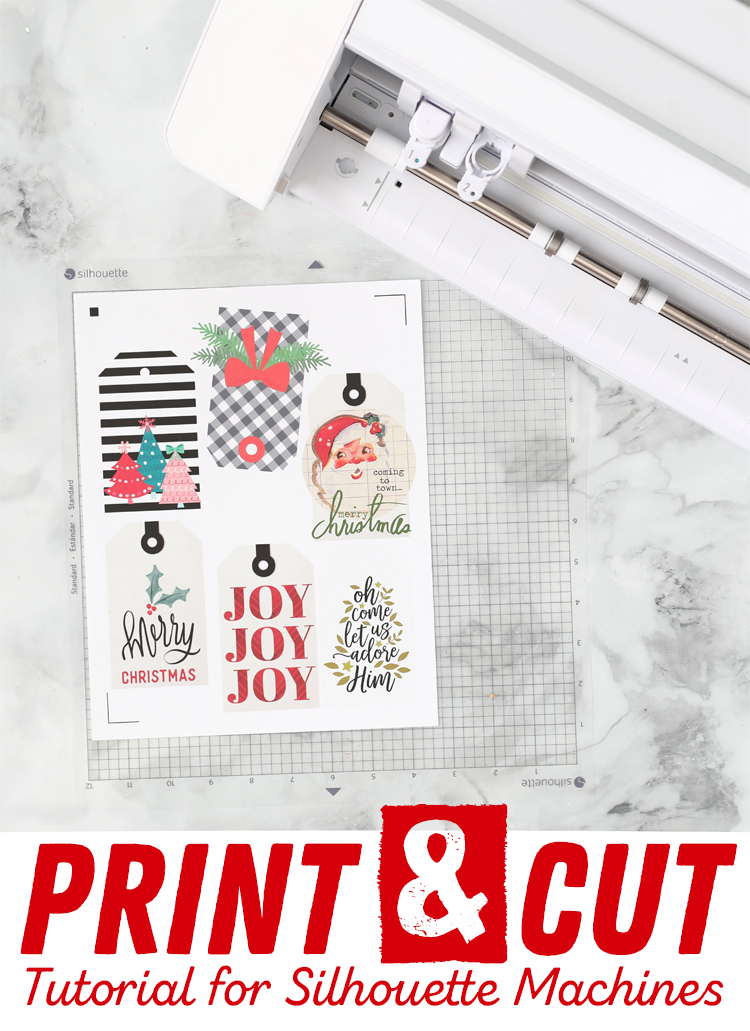 print and cut tutorial for silhouette machines