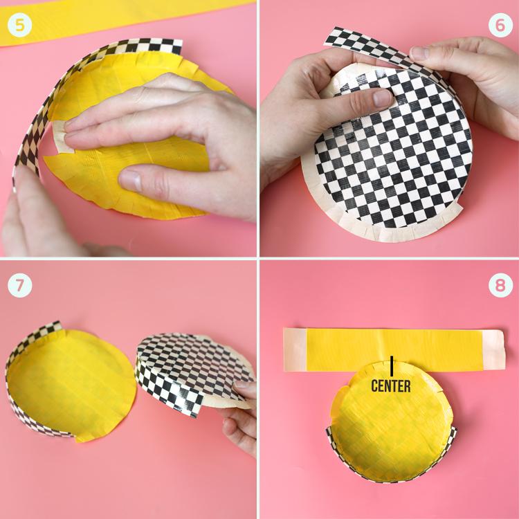 duck tape craft tutorial
