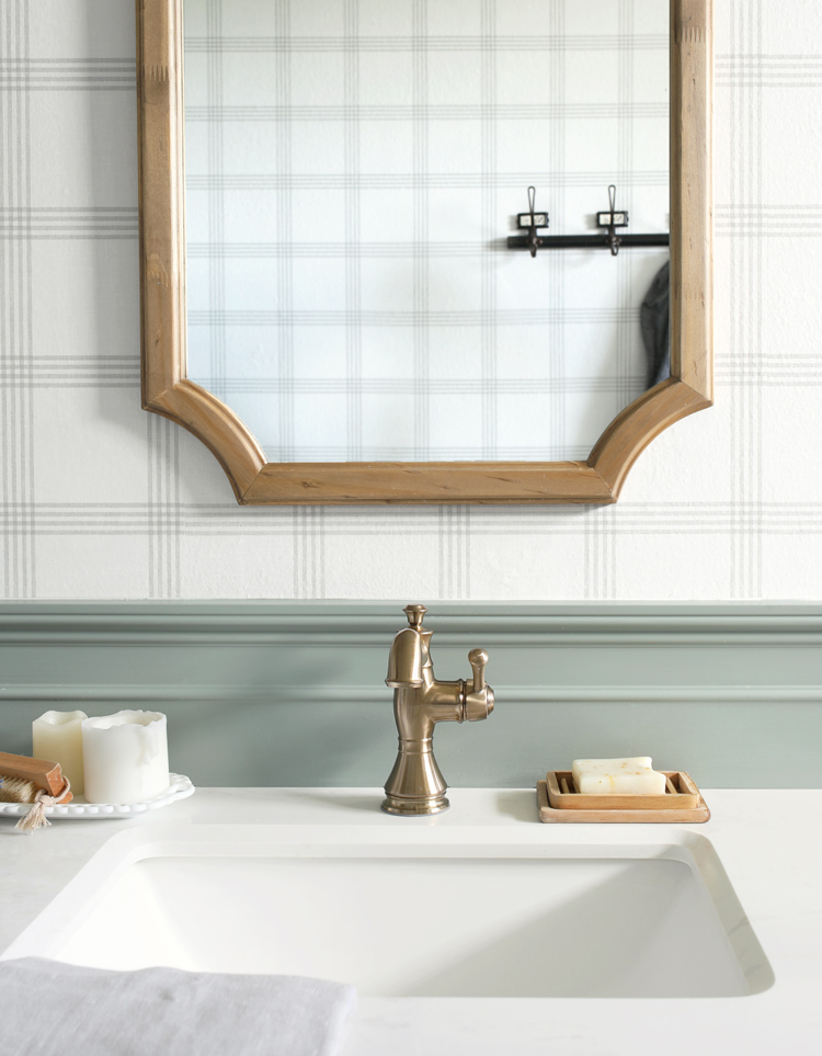 delta cassidy single handle bathroom faucet in champagne bronze